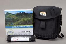 Lee Filters 105mm paisaje Polarizador Slim, Polarizador Anillo TERRASCAPE pequeña