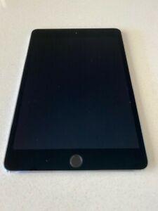 Apple iPad mini 4 128GB, Wi-Fi, 7.9in - Space Grey (AU Stock)