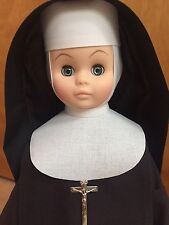 """""""RARE"""" GENUINE CHOLEWA NUN DOLL ST. FRANCIS OF MARY IMMACULATE"""