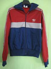 Veste Adidas Ventex Tricolore Trefoil 70'S Lie de vin Vintage Jacket - 168 / S
