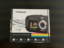 Polaroid iE090 18MP Waterproof Digital Camera, Blue #IE090-BLU