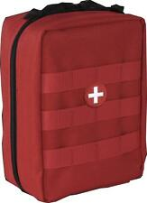 Voodoo Tactical Enlarged  EMT or First Aid Pouch, Red