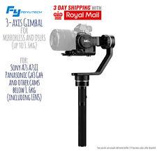 Feiyu MG v2 gimbal stabiliser for Sony A7 A7s A7sII A6300 A6500 NEX5R 5N A5000