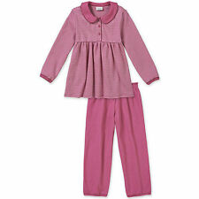 Schiesser Mädchen-Pyjamasets aus 100% Baumwolle