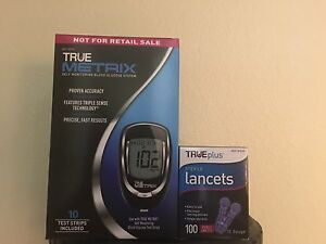 BUY 100 LANCETS 30G AND GET True Metrix or Mckesson Meter Freeee