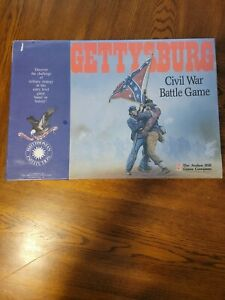 Avalon Hill Smithsonian Edition GETTYSBURG Civil War Board Game Sealed