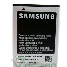 Batteria ORIGINALE Samsung 1350mAh specifica per Wave M S7250 EB494358VU