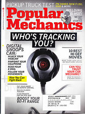 SHIPPED IN A BOX - Popular Mechanics Magazine January 2009