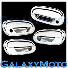 97-03 Ford F150+04 Heritage Chrome ABS 4 Door+Keypad+WITH PSG KH Handle Cover