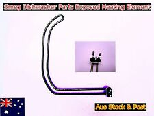 Smeg Dishwasher Spare Parts Exposed heating element Replacement (E50) Brand New