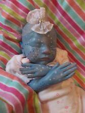 REBORN sweet  PREEMIE BABY MYTHICAL ALIEN ARTIST DOLL OOAK DEITY AVATAR Fairy