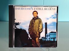 DAVID ESSEX: I Still Believe (CD, 1999, Lamplight Records) - LIKE NEW