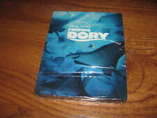 Finding Dory Steelbook Exclusive Lithograph Cards [Blu-ray+DVD+Digital]see notes