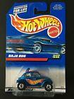 1997 Hot Wheels - Baja Bug Hot Wheels Blue - NEW - #835