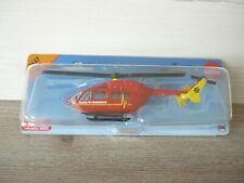 Siku Super Serie 1647 Helikopter County Air Ambulance rot Hubschrauber - Neu OVP