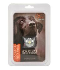 SportDOG Locator Beacons For Dogs White Training High Visibility