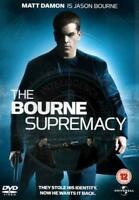 THE BOURNE SUPREMACY (DVD / MATT DAMON / PAUL GREENGRASS 2005)