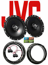 JVC Lautsprecher für VW BORA (1J5) 1998-2005 Türen Heck 300 Watt 1720X