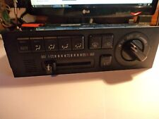 2000-01 ISUZU VEHICROSS AUTOMATIC AC/HEAT TEMPERATURE CONTROL UNIT OEM