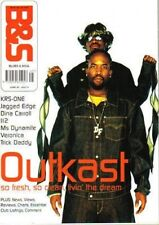 Outkast on Blues & Soul Magazine Cover 2001     Jagged Edge    Dina Carroll