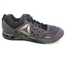 Reebok Crossfit Nano 6 Sneakers US 8.5 Kevlar Black Camo Training Running Shoes