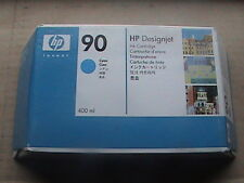 HP 90 ink cyan C5061A ink cartridge 400ml designjet 4000,4500ps,4500mfp expired