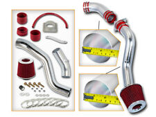 Cold Air Intake Kit + RED Filter For 03-06 Nissan 350Z 3.5 V6 Z33 Fairlady Coupe