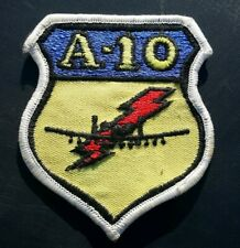 US Air Force A-10 Thunderbolt Patch