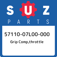 57110-07L00-000 Suzuki Grip comp,throttle 5711007L00000, New Genuine OEM Part
