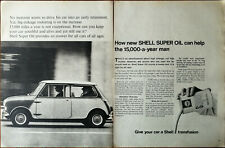 More details for shell super oil how shell super oil can help the 15,000-a-year man advert 1965