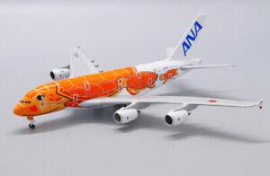 A380, ALL NIPPON AIRWAYS FLYING HONU, KA LA REG: JA383A - JCWINGS JCPX5003 1/500