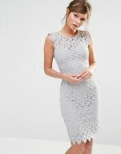 ASOS Lace Sleeveless Dresses Midi