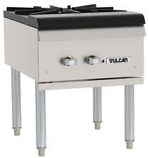 Vulcan Vsp100 110 kBtu Single 2-Ring Burner Stock Pot Range