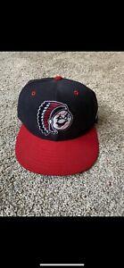 Rare Vintage 90s New Era Peoria Chiefs Hat Size 7 1/4 VINTAGE