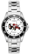 Geschenk für IHC 624 Traktor Trecker Schlepper Fahrer Fans Kiesenberg Uhr 1596