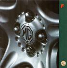 MG MGF 1995-97 UK Market Smaller Format 32pp Sales Brochure 1.8i & VVC
