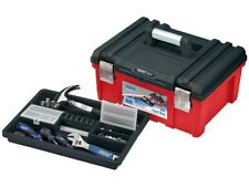 Draper 31226 Expert 34L Tool Box and Tote Tray for Hand and Power Tools