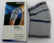Arcus Ellenbogenbandage Gr.XXL grau/ blau NEU OVP Bandage  Normalpreis  49.-
