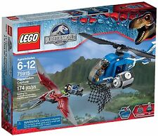 Lego Jurassic World Pteranodon Capture Set 75915 Retired Product