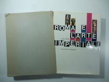 Heinz Kahler, Roma e l'arte imperiale, Il Saggiatore, 1963
