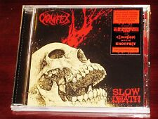 Carnifex: Slow Death CD 2016 Nuclear Blast Records USA NB 3722-2 Jewel Case NEW