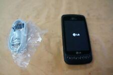 LG Optimus VM670 - 4gb BLACK (VIRGIN MOBILE) FREE BUNDLE & SHIPPING
