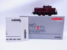52870 | Schöne Märklin H0 37650 Diesellok V60 der DB digital in OVP