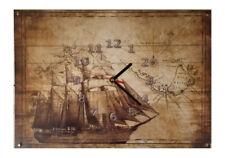 "Nostalgie Motiv Wanduhr 30 x 21cm ""Sailing Nostalgie"""