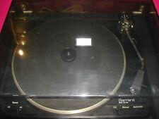 platine vinyle Garrard