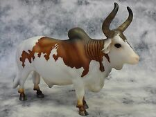 Breyer * Zebu * 711237 Breyerfest SR Brahma Bull Cow Traditional Model Horse