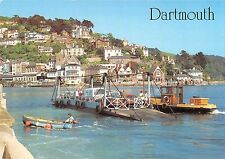BR76040 the lower ferry dartmouth ship bateaux   uk