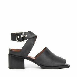 NEW JEFFREY CAMPBELL BLAINE-2 Luxe Open-Toe Shoe