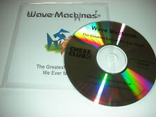 Wave Machines - The Greatest Escape we Ever Made - Single track