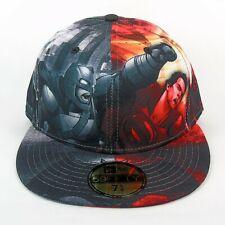 New Era Cap Men's Batman v Superman: Dawn of Justice 5950 Fitted Hat - 7 5/8